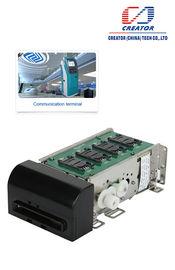 De gemotoriseerde Lezer van de Tussenvoegsel Magnetische Kaart voor Kiosk, Smart Card-Lezer met RS232-Interface