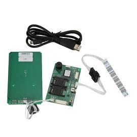 Schrijver van de de Autolezer van RFID USB de Slimme voor TWEE SAMs-Kaarten, rf-Kaartlezer Zonder contact